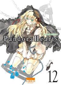 Pandora hearts. Volume 12