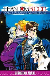 Phantom blood : Jojo's bizarre adventure. Volume 1