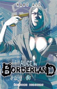 Alice in Borderland. Volume 5