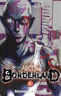 Alice in Borderland. Volume 6