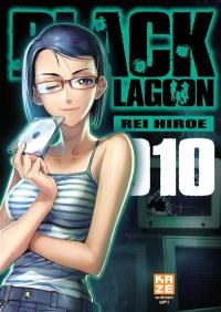 Black lagoon. Volume 10