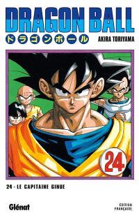 Dragon ball. Volume 24, Le capitaine Ginue