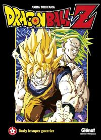 Dragon Ball Z : les films. Volume 8, Broly le super guerrier