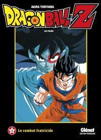 Dragon Ball Z : les films. Volume 3, Le combat fratricide