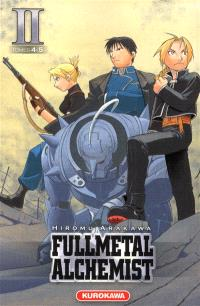 Fullmetal alchemist. Volume 2, Tomes 4, 5