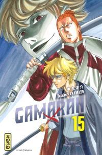 Gamaran. Volume 15