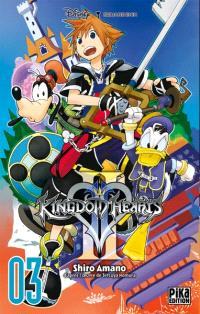 Kingdom hearts II. Volume 3