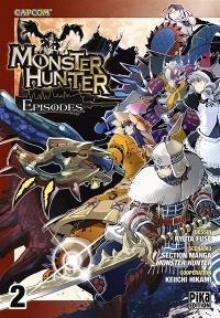 Monster hunter episodes. Volume 2
