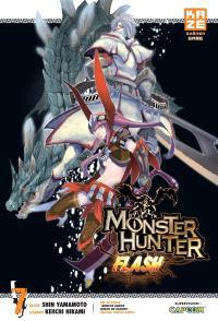 Monster hunter flash. Volume 7