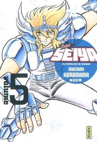 Saint Seiya : les chevaliers du zodiaque. Volume 5
