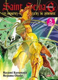 Saint Seiya, épisode G : les origines des chevaliers du zodiaque : volume double. Volume 5