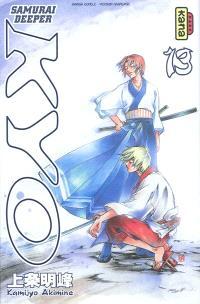 Samurai deeper Kyo : manga double. Volume 13-14