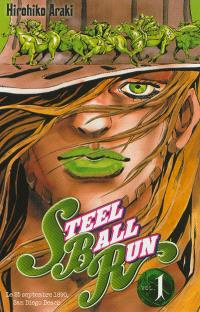 Steel ball run : Jojo's bizarre adventure. Volume 1, Le 25 septembre 1890, San Diego Beach