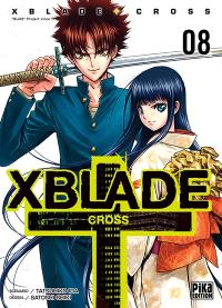 X blade cross. Volume 8