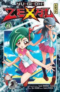 Yu-Gi-Oh ! Zexal. Volume 3