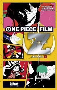 Z : One Piece film. Volume 1