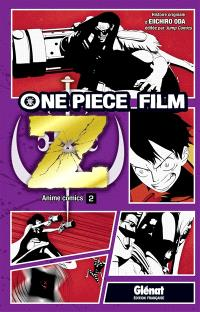Z : One Piece film. Volume 2