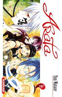 Arata. Volume 6