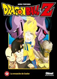 Dragon Ball Z : les films. Volume 5, La revanche de Cooler