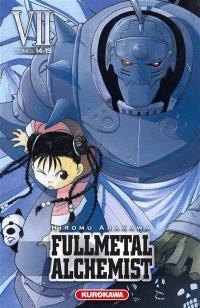 Fullmetal alchemist. Volume 7, Tomes 14, 15