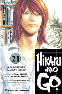 Hikaru no go. Volume 21, En route pour la coupe Hokuto