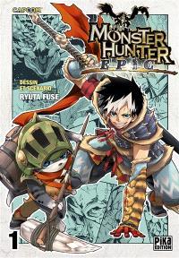 Monster hunter epic. Volume 1