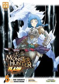 Monster hunter flash. Volume 5