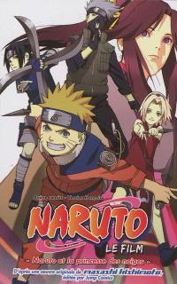 Naruto : le film, Naruto et la princesse des neiges