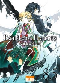 Pandora hearts. Volume 8.5, Guide officiel