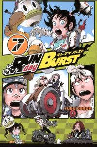 Run day Burst. Volume 7