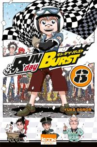 Run day Burst. Volume 8