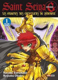 Saint Seiya, épisode G : les origines des chevaliers du zodiaque : volume double. Volume 1