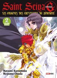 Saint Seiya, épisode G : les origines des chevaliers du zodiaque : volume double. Volume 2
