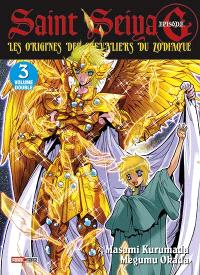 Saint Seiya, épisode G : les origines des chevaliers du zodiaque : volume double. Volume 3