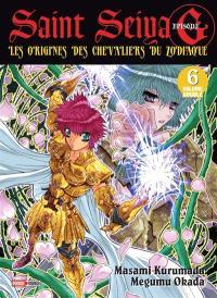 Saint Seiya, épisode G : les origines des chevaliers du zodiaque : volume double. Volume 6