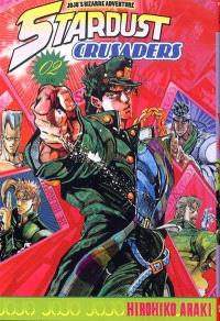 Stardust crusaders : Jojo's bizarre adventure. Volume 2