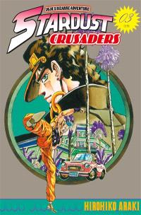 Stardust crusaders : Jojo's bizarre adventure. Volume 3