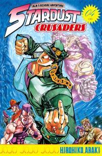 Stardust crusaders : Jojo's bizarre adventure. Volume 4