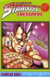 Stardust crusaders : Jojo's bizarre adventure. Volume 7