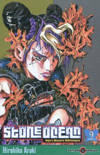 Stone ocean : Jojo's bizarre adventure. Volume 9