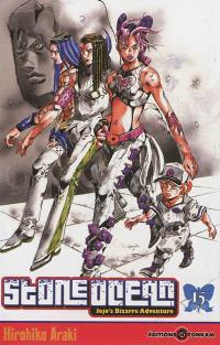 Stone ocean : Jojo's bizarre adventure. Volume 15