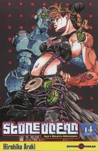 Stone ocean : Jojo's bizarre adventure. Volume 14, Bientôt le paradis : trois jours avant la nouvelle lune