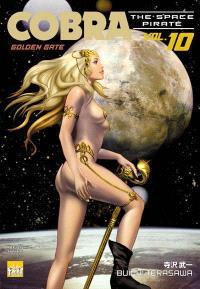 Cobra, the space pirate. Volume 10, Golden gate