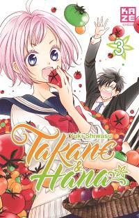 Takane & Hana. Volume 3