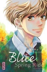 Blue spring ride. Volume 8