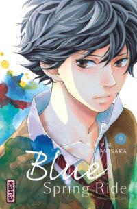 Blue spring ride. Volume 9