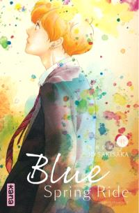 Blue spring ride. Volume 11