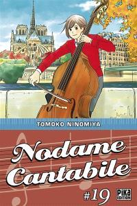 Nodame Cantabile. Volume 19