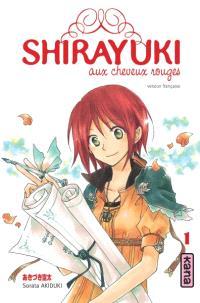 Shirayuki aux cheveux rouges. Volume 1