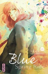 Blue spring ride. Volume 10